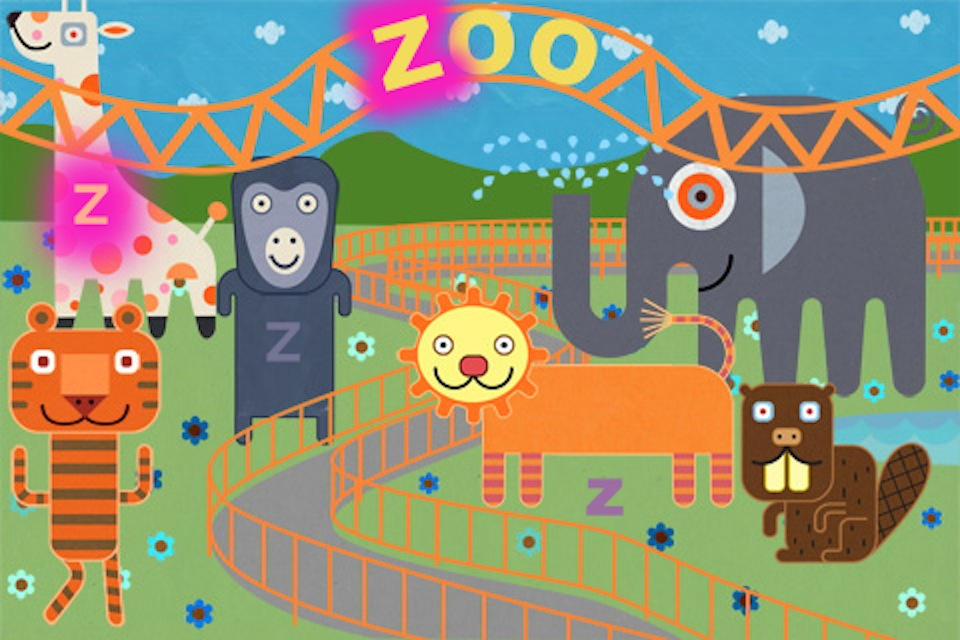 Screenshot Nick Jr.'s A to Z with Moose and Zee
