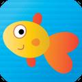 お魚さん 2歳児から遊べる楽しいお絵かきアプリ!