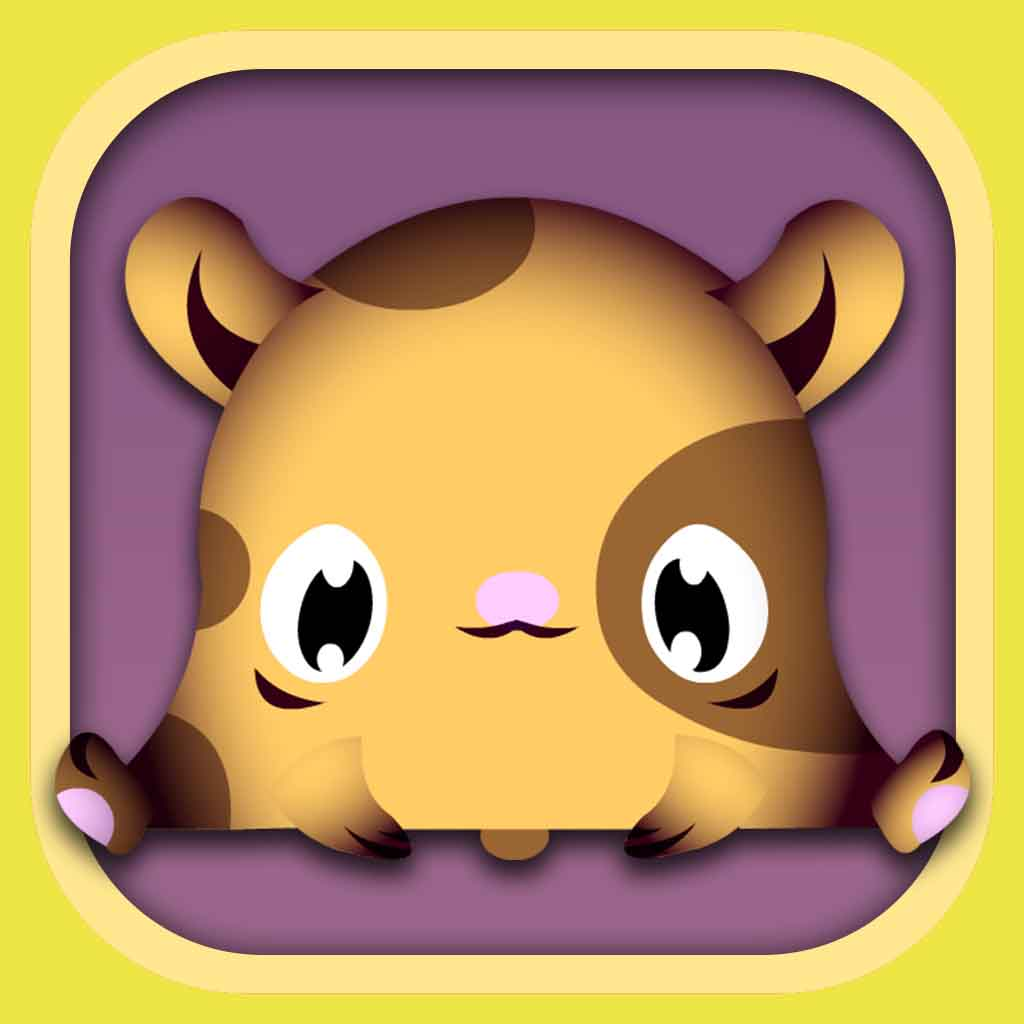 Smuddles - Cute Sweet Hamster Puzzle Match HD